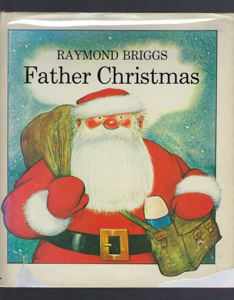 Image for Father Christmas First American Edition 1973 HB/DJ