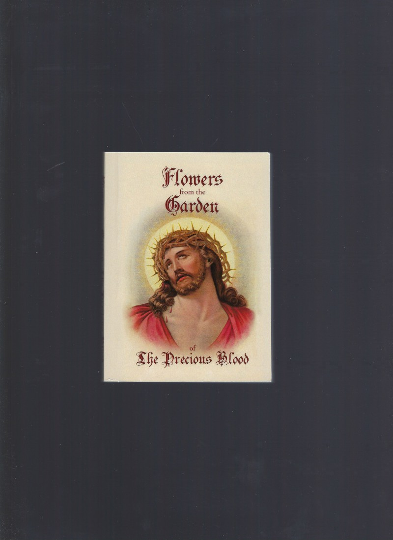 Image for Flowers from the Garden of The Precious Blood