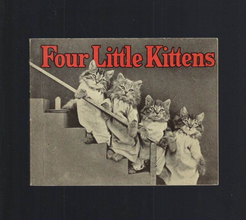 Image for Four Little Kittens (Our Version of the Antique Original) 1982