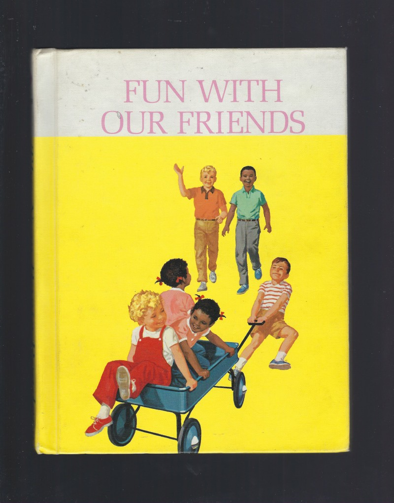 Image for Fun with Our Friends Dick and Jane Primer 1965 Ethnic Edition First Printing