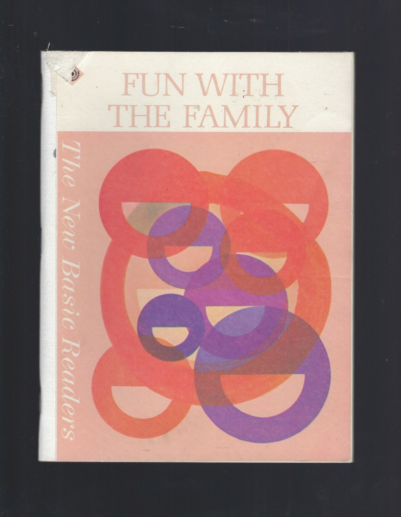 Image for Fun With The Family Dick & Jane 1965 Ethnic New Basic Reader