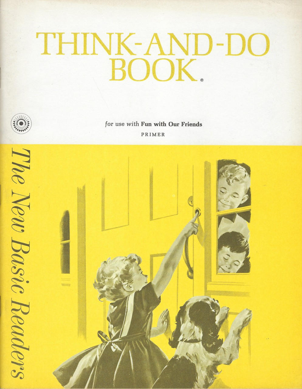Image for Think-and-Do Book For Use with Fun with Our Friends Primer 1962 The New Basic Readers