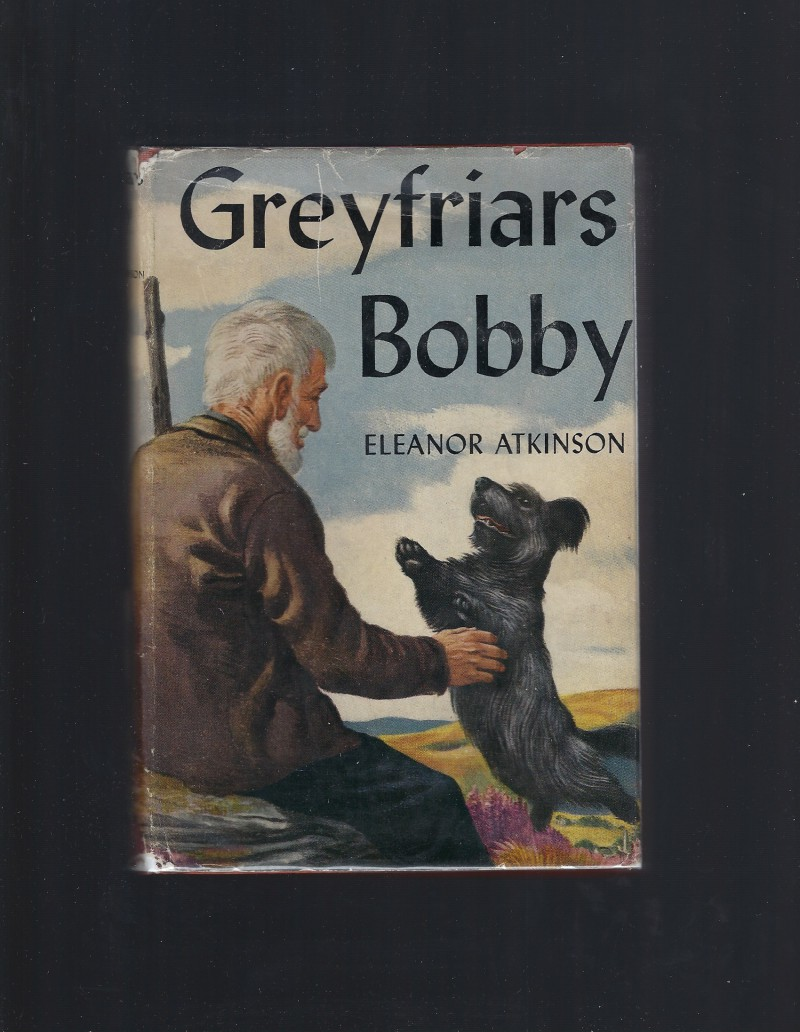 Image for Greyfriars Bobby (Famous Dog Stories) Eleanor Atkinson HB/DJ