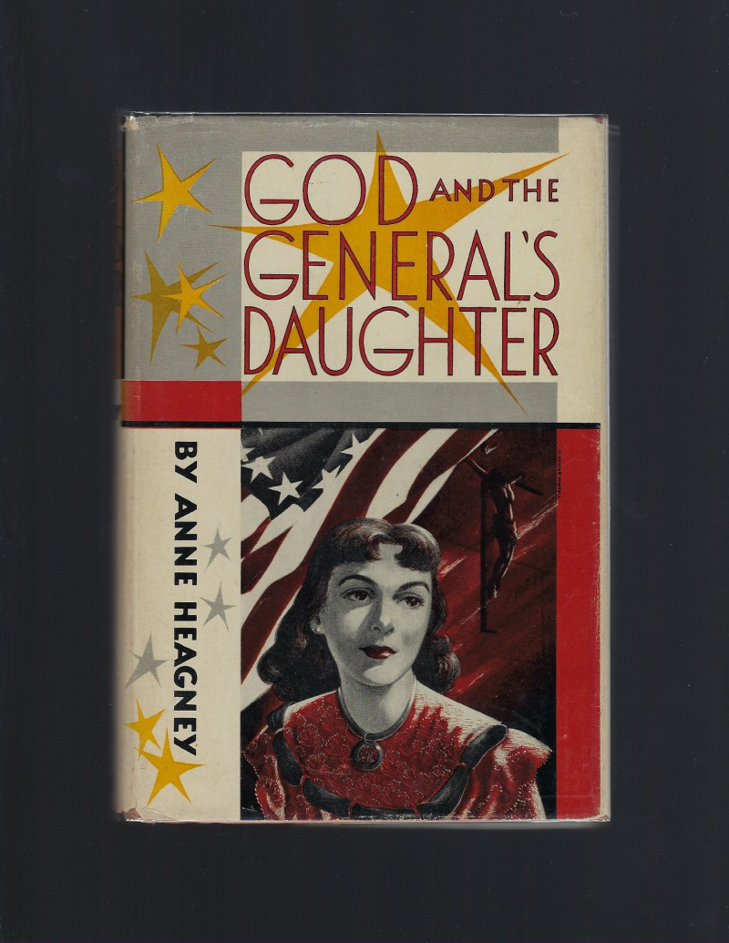 Image for God and the General's Daughter Catholic Youth HB/DJ 1953