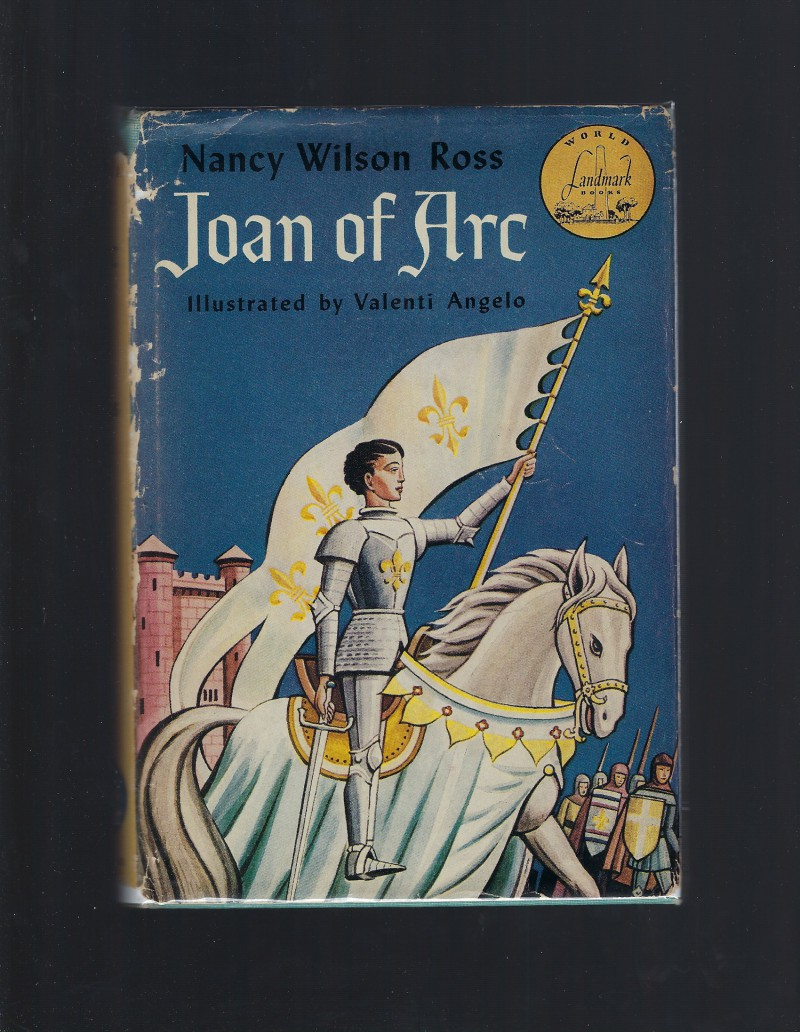 Image for Joan of Arc World Landmark #4 HB/DJ