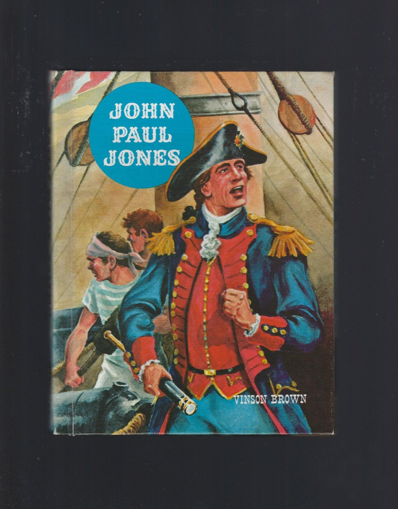 Image for John Paul Jones (American Adventure Series) 1962