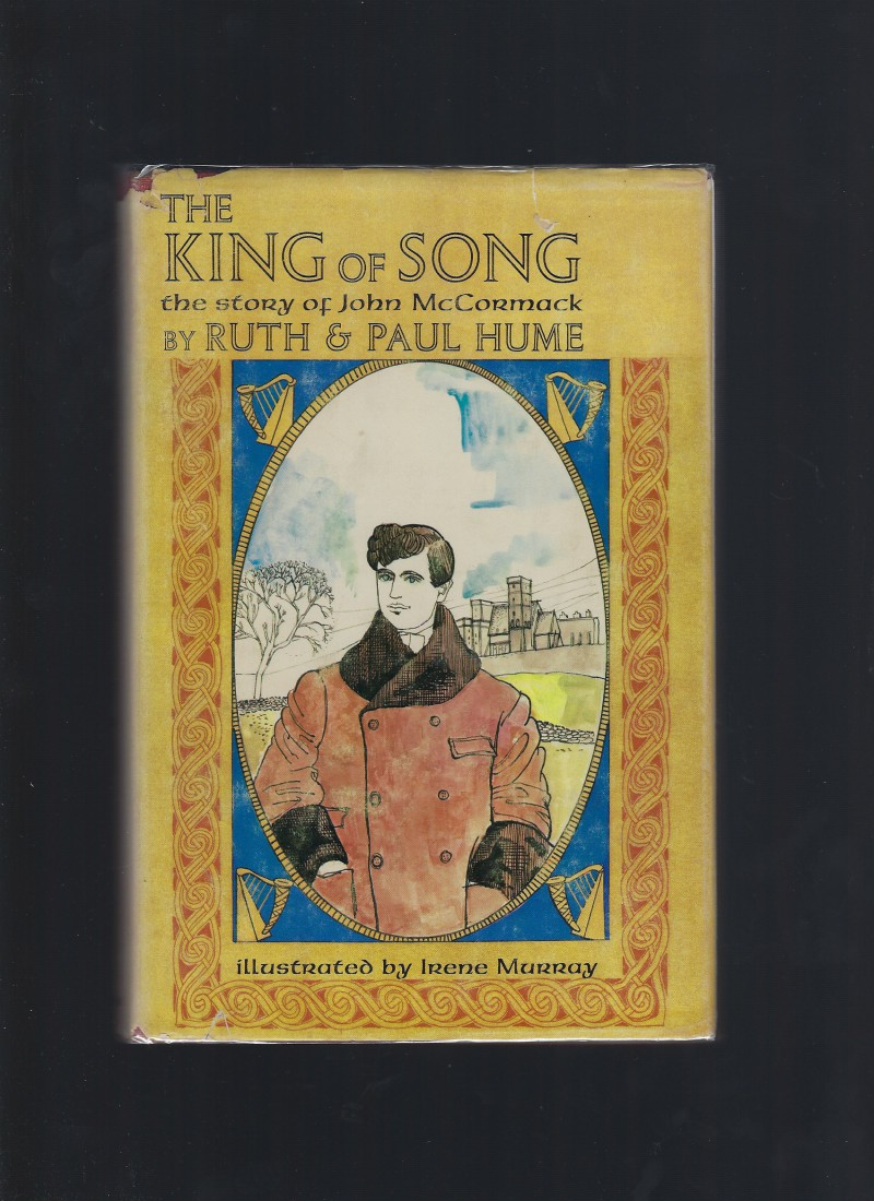 Image for King of Song:The Story of John McCormack (Credo Book)