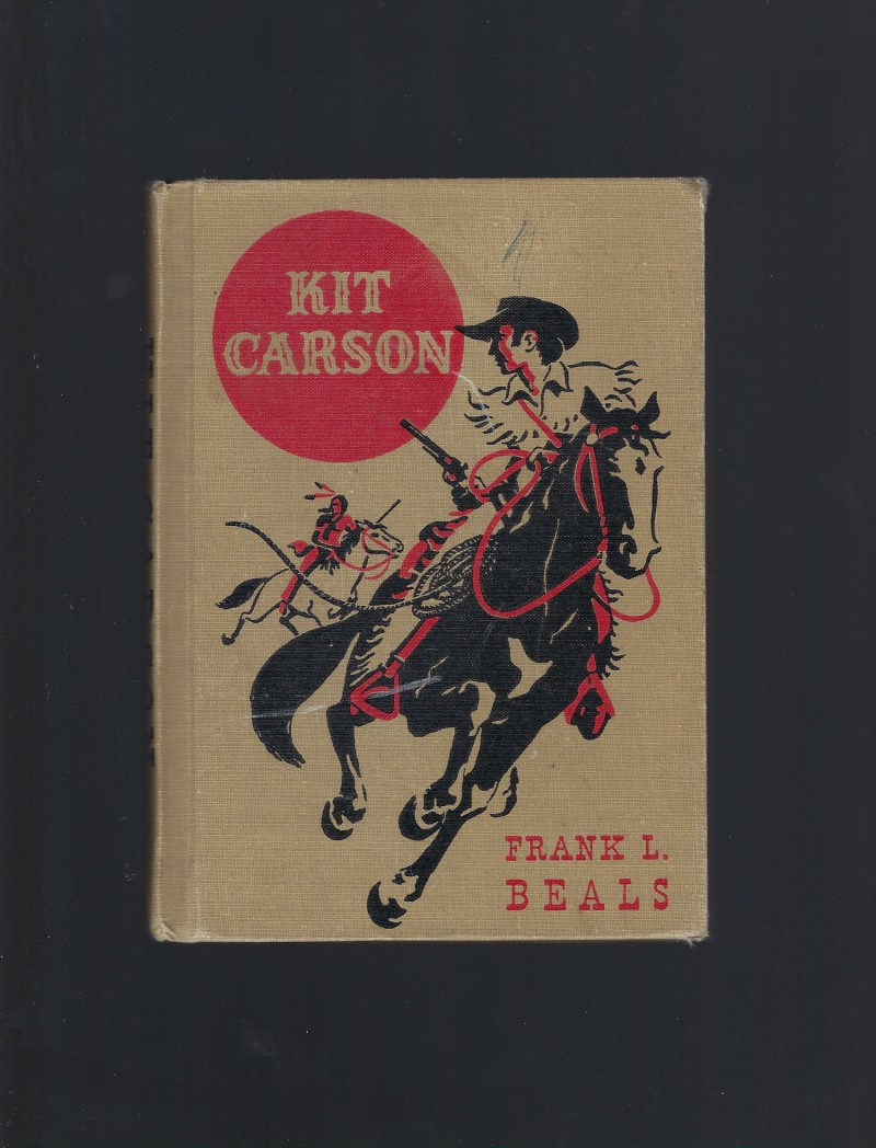 Image for Kit Carson (1941) American Adventure Series