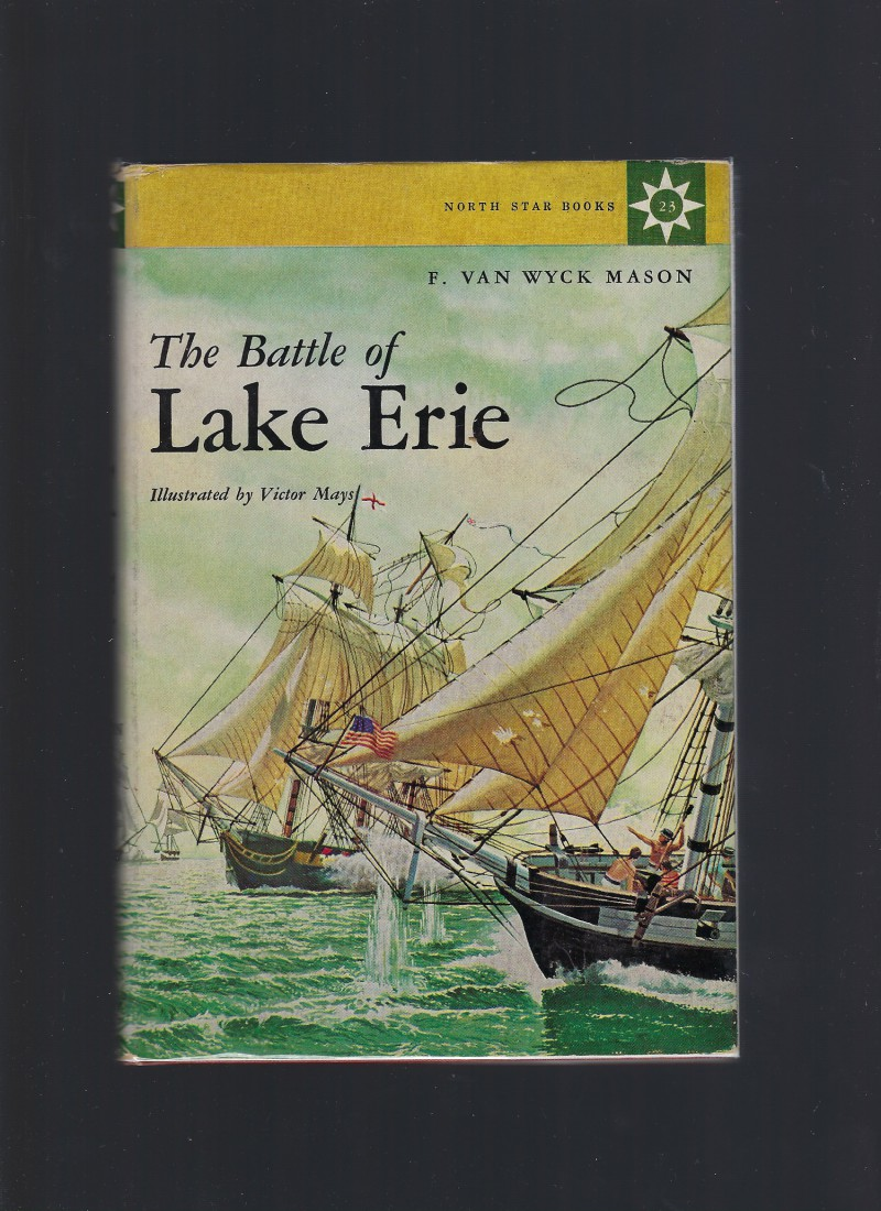 Image for The Battle of Lake Erie (North Star Series #23) HB/DJ