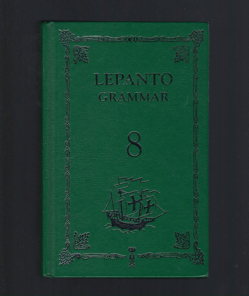 Image for Lepanto Grammar 8