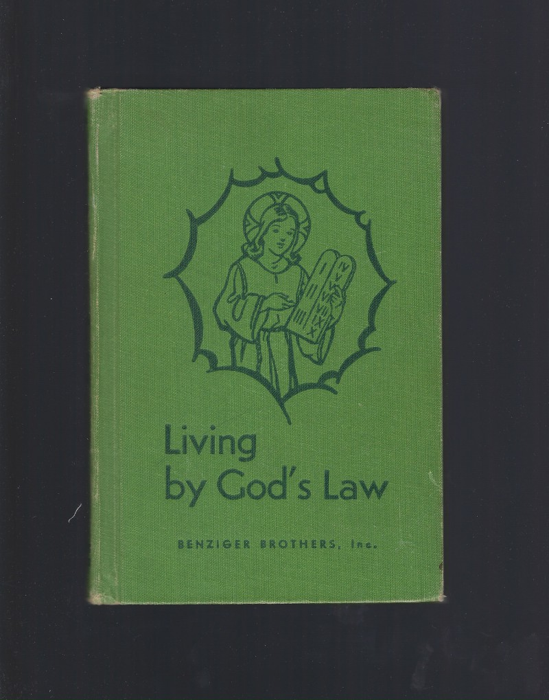 Image for Living By God's Law Book 2 (Living My Religion Series)