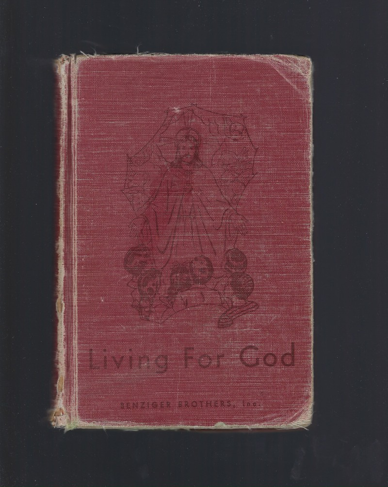 Image for Living for God Book 4 (Living My Religion Series)