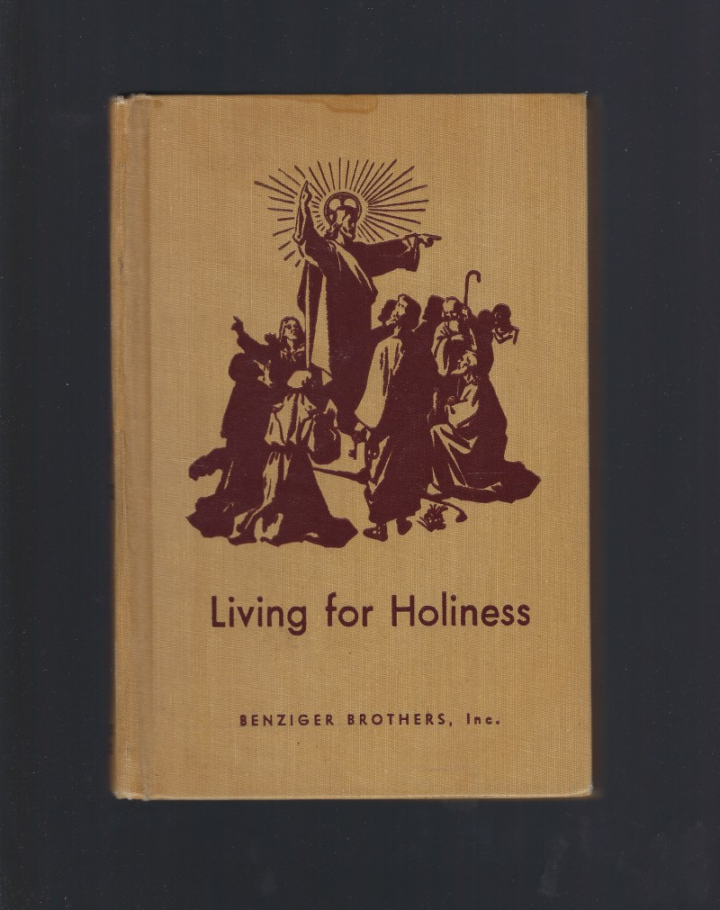 Image for Living for Holiness Book 8 HB (Living My Religion Series)