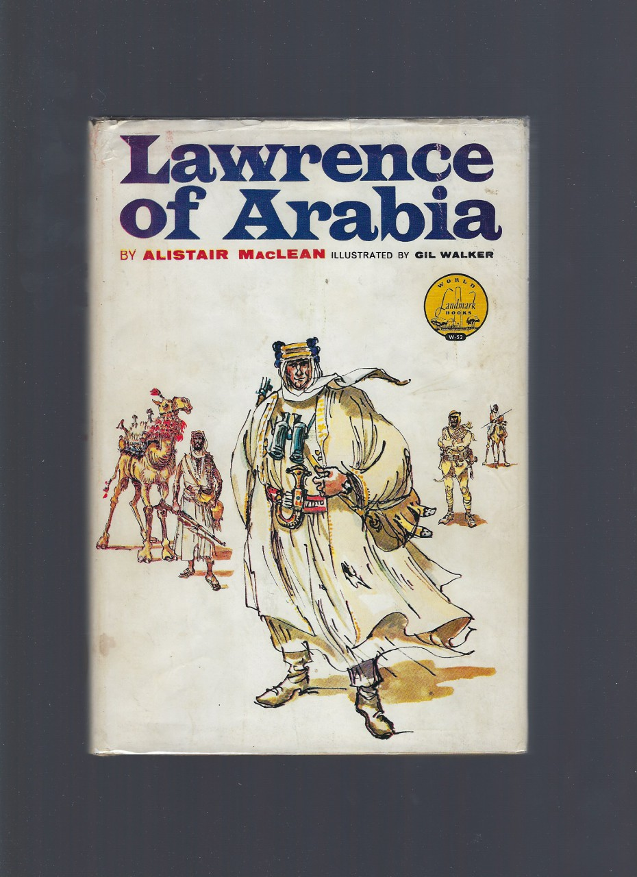 Image for Lawrence of Arabia World Landmark #52 HB/DJ