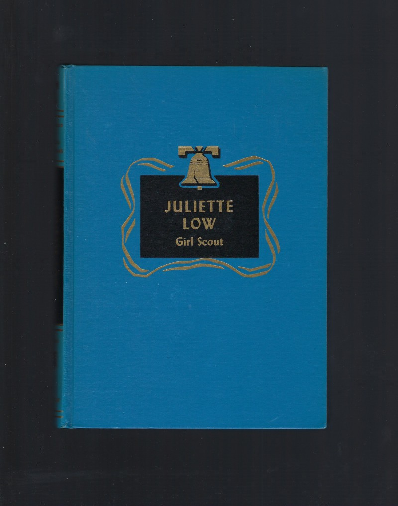 Image for Juliette Low, Girl Scout. Childhood of Famous Americans Series Spencer Press