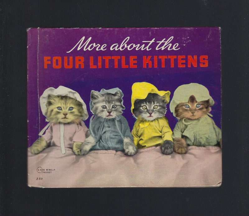 Image for More About the Four Little Kittens 1938 Harry W Frees