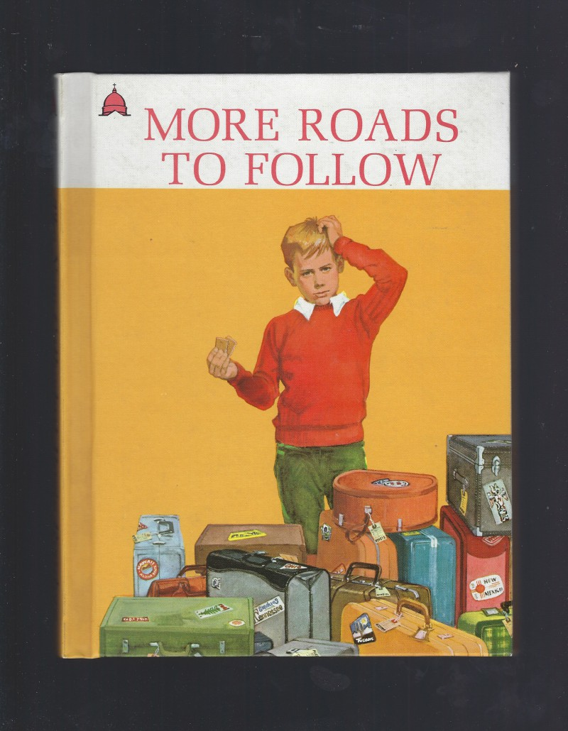 Image for More Roads to Follow (Cathedral Edition) 1965 Dick & Jane Like New!