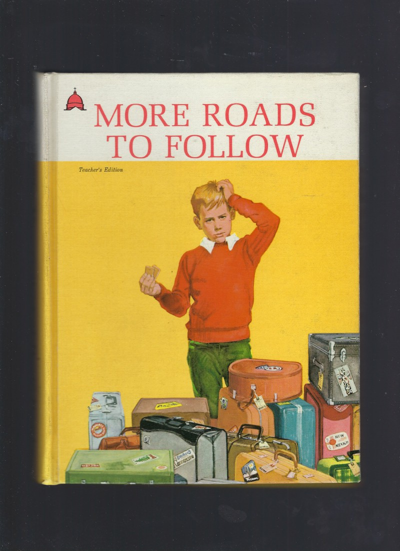 Image for More Roads to Follow Teacher's Edition (Cathedral Edition) 1965 Dick & Jane Like New!