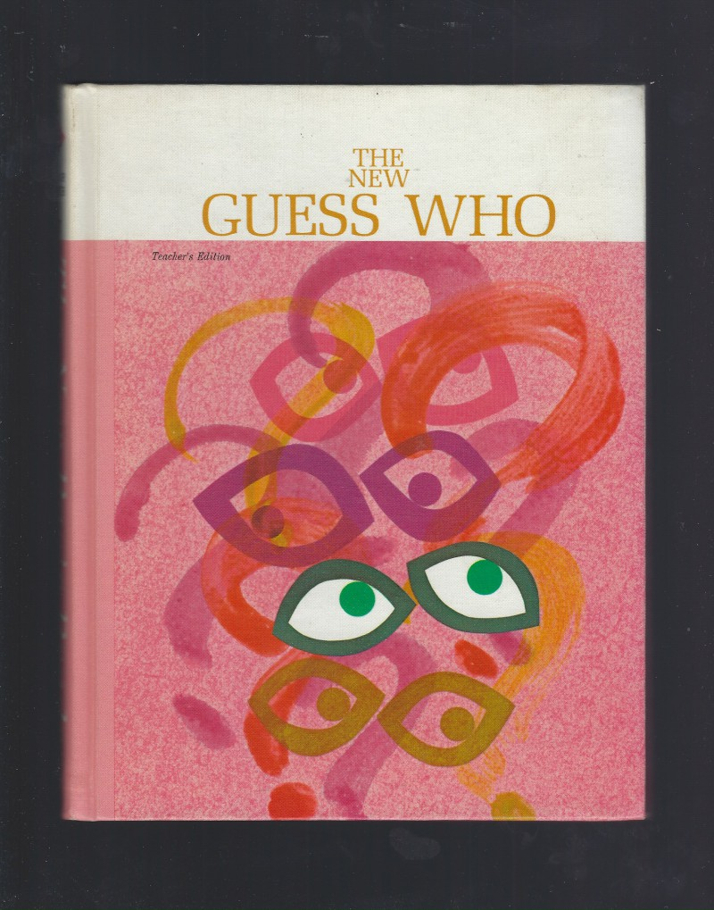 Image for The New Guess Who Teacher's Edition Ethnic 1965 Dick & Jane Like New!