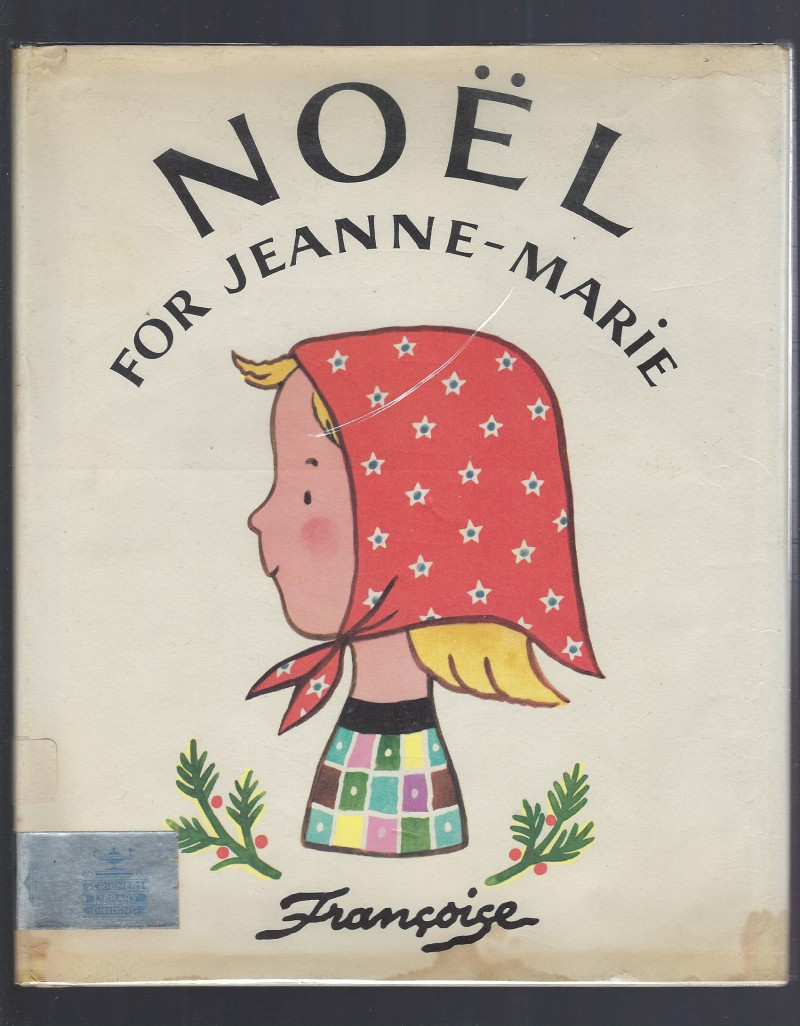 Image for Noel For Jeanne-Marie by Francoice 1953