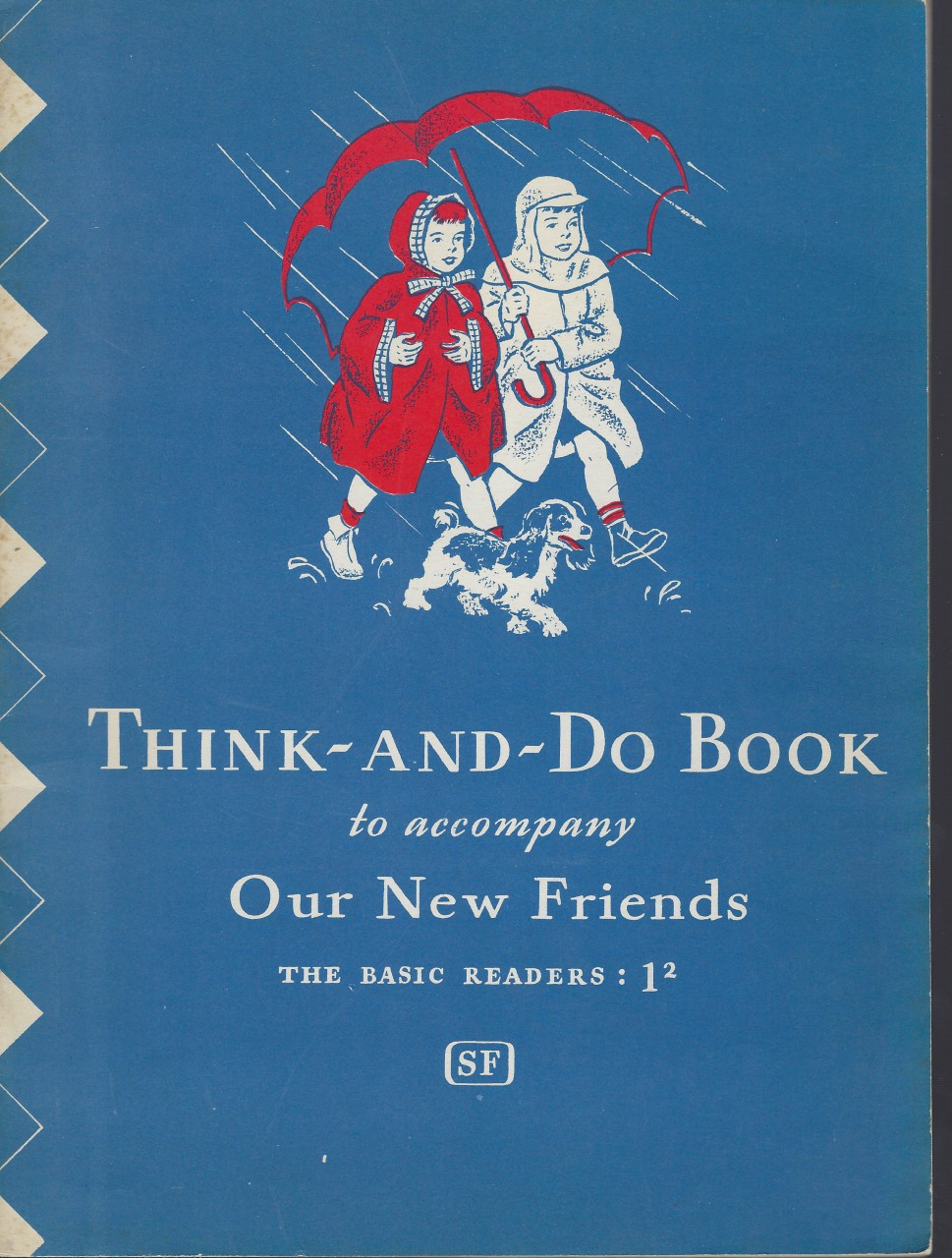 Image for Think And Do Book to accompany Our New Friends Dick & Jane 1946 The Basic Readers 1-2
