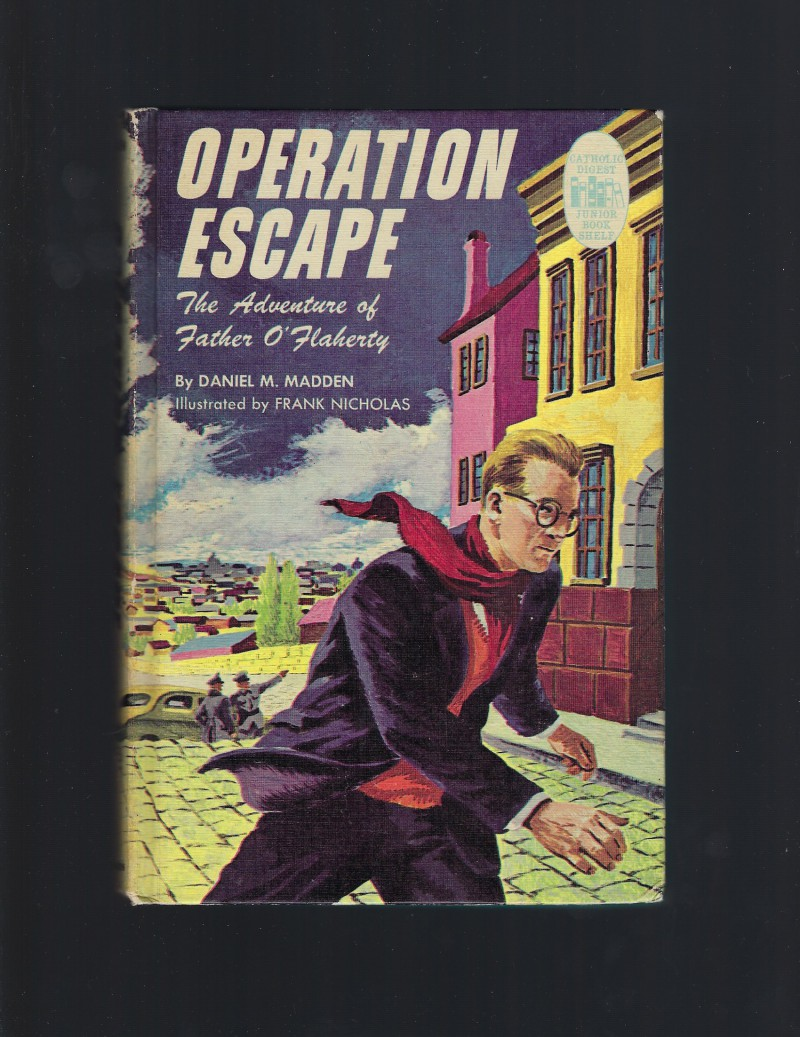 Image for Operation Escape The Adventure of Father O'Flaherty (Credo Books)