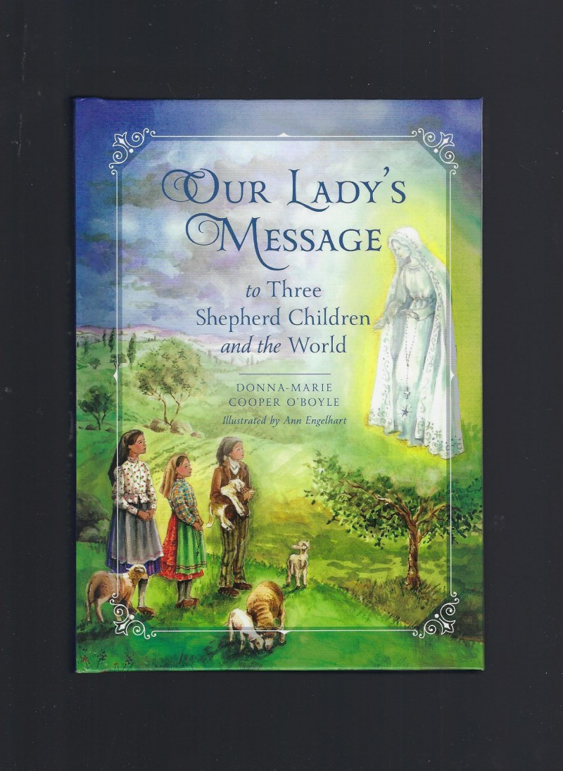 Image for Our Lady's Message to Three Shepherd Children and the World
