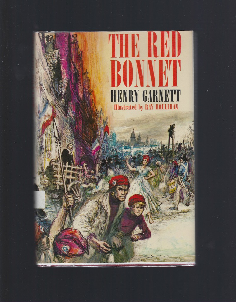 Image for The Red Bonnet Catholic Doubleday 1964 HB/DJ