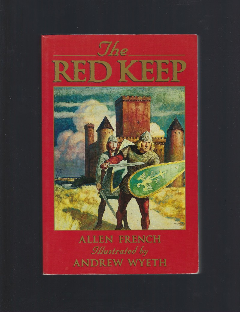 Image for Allen French The Red Keep Andrew Wyeth Illustrated