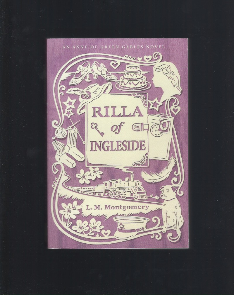 Image for Rilla of Ingleside (An Anne of Green Gables Novel)