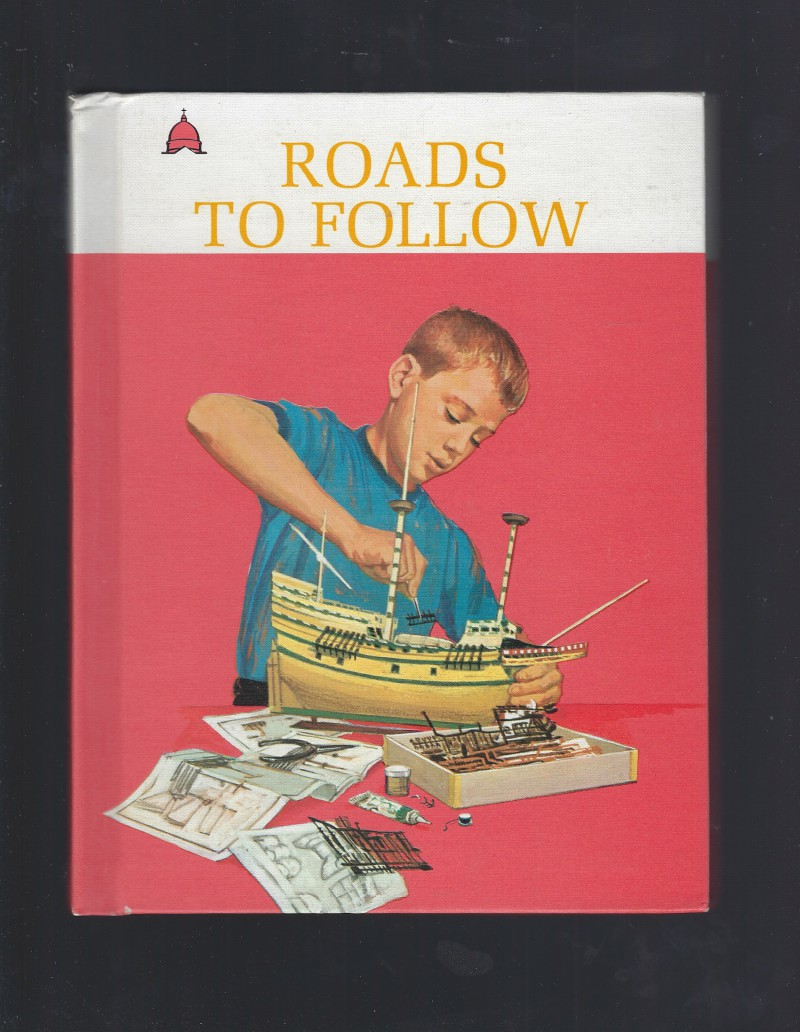 Image for Roads to Follow (Cathedral Edition) 1964 Dick & Jane Like New!