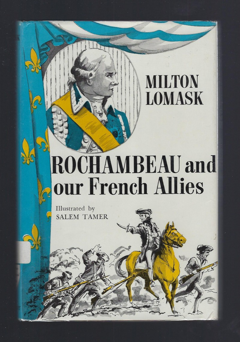 Image for Rochambeau and Our French Allies (American Background Book) Catholic 1965 HB/DJ
