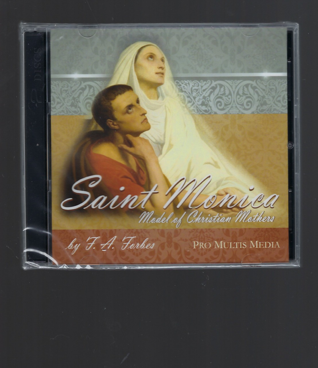 Image for Saint Monica Model of Christian Mothers Audio CD