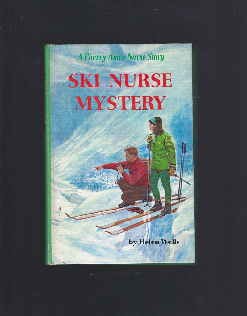 Image for Ski Nurse Mystery (Cherry Ames, No.27) Last Book in the Series!