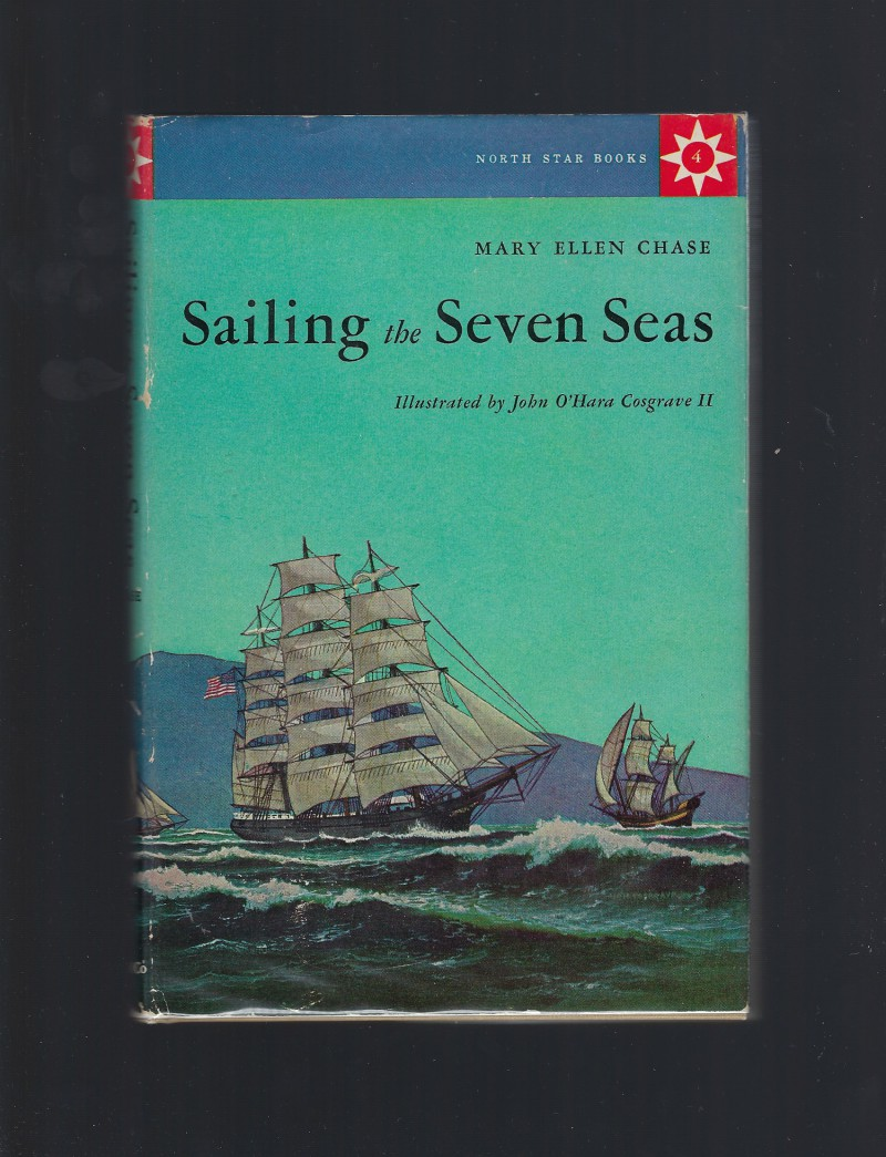 Image for Sailing the Seven Seas #4 North Star Series HB/DJ
