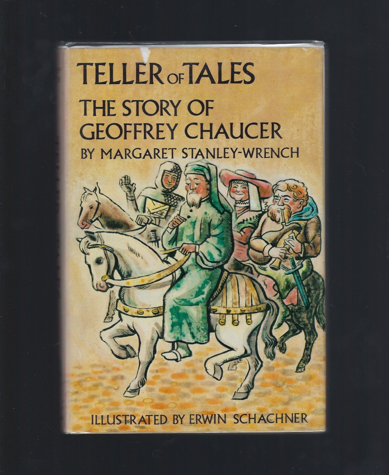 Image for Teller of tales, the story of Geoffrey Chaucer (Credo books [24])