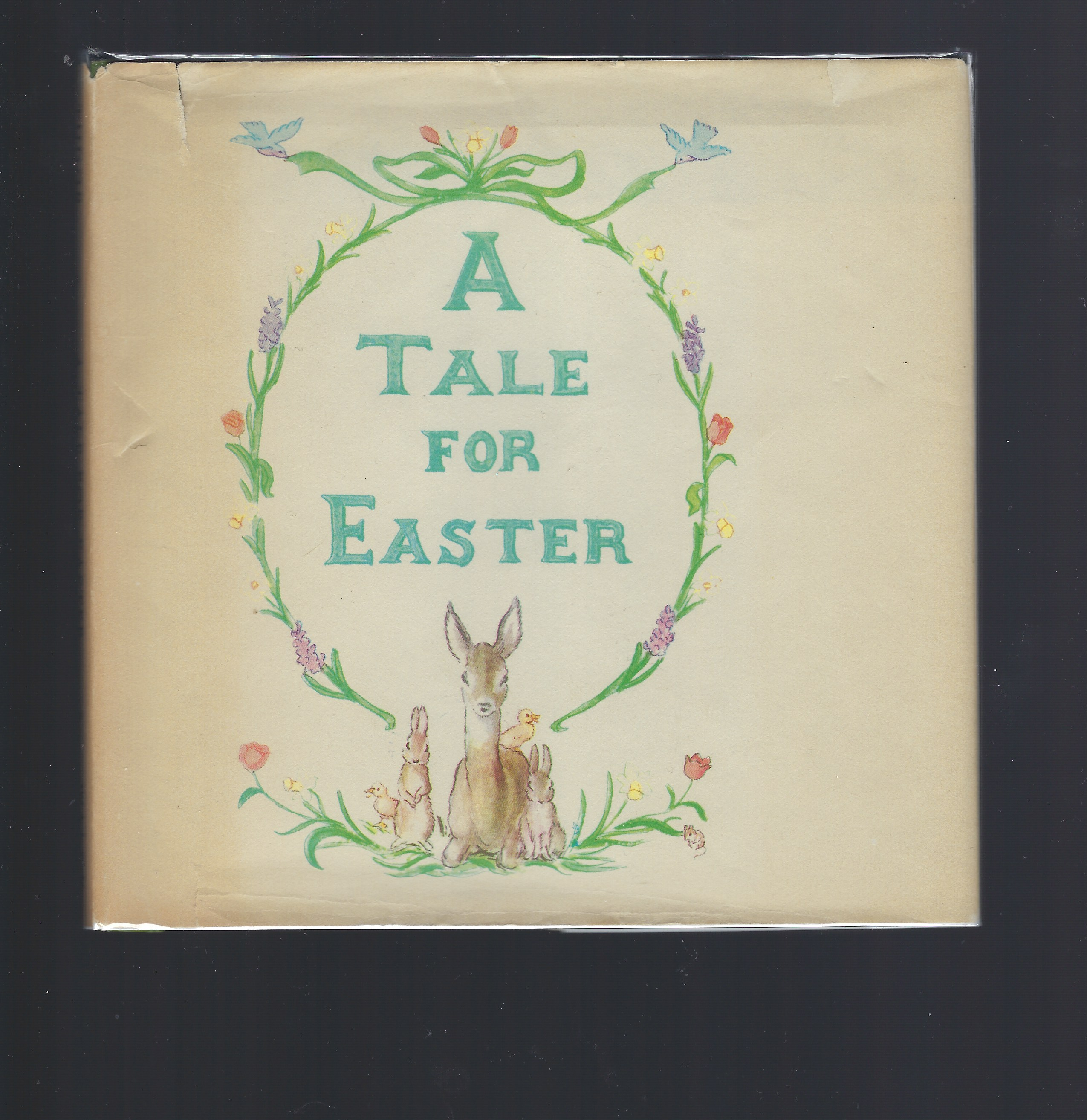 Image for A Tale for Easter Tasha Tudor HB DJ First Printing 1980