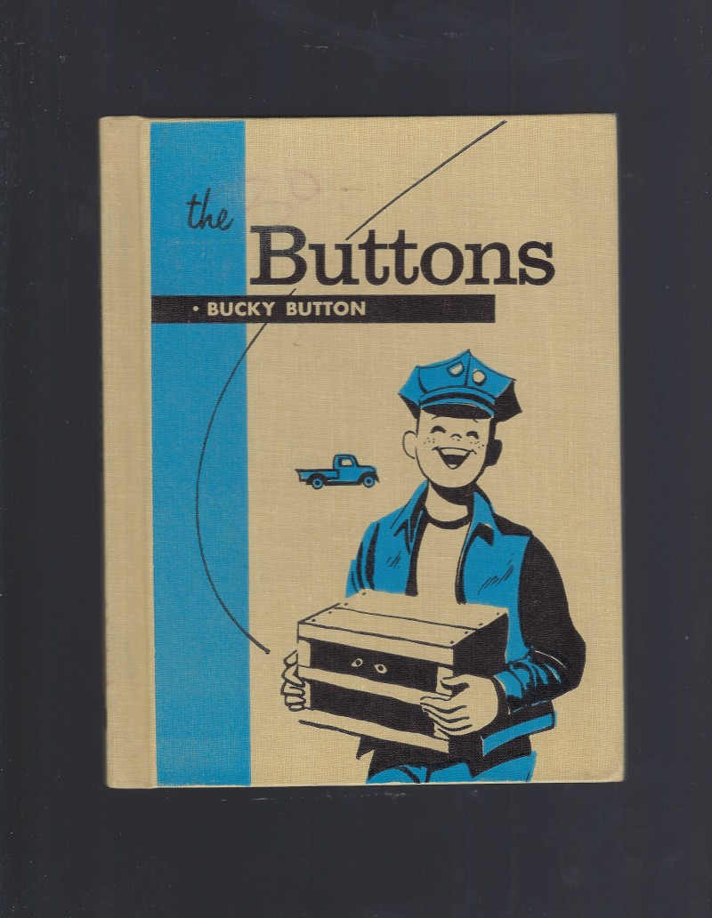 Image for The The Buttons Bucky Button Reader 1962