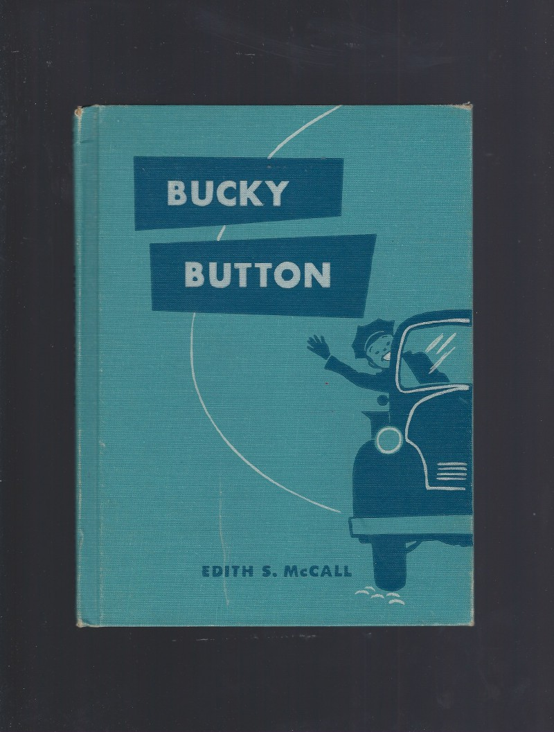 Image for Bucky Button by Edith S. McCall 1953
