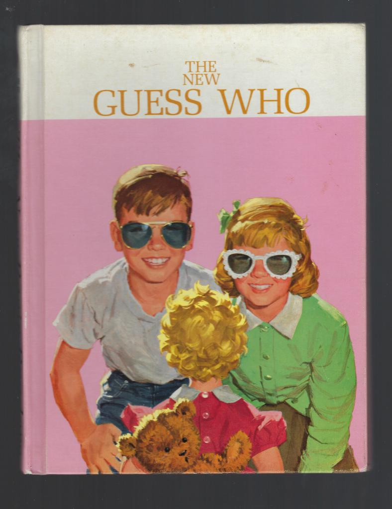 Image for The New Guess Who 1962 Dick and Jane Junior Primer