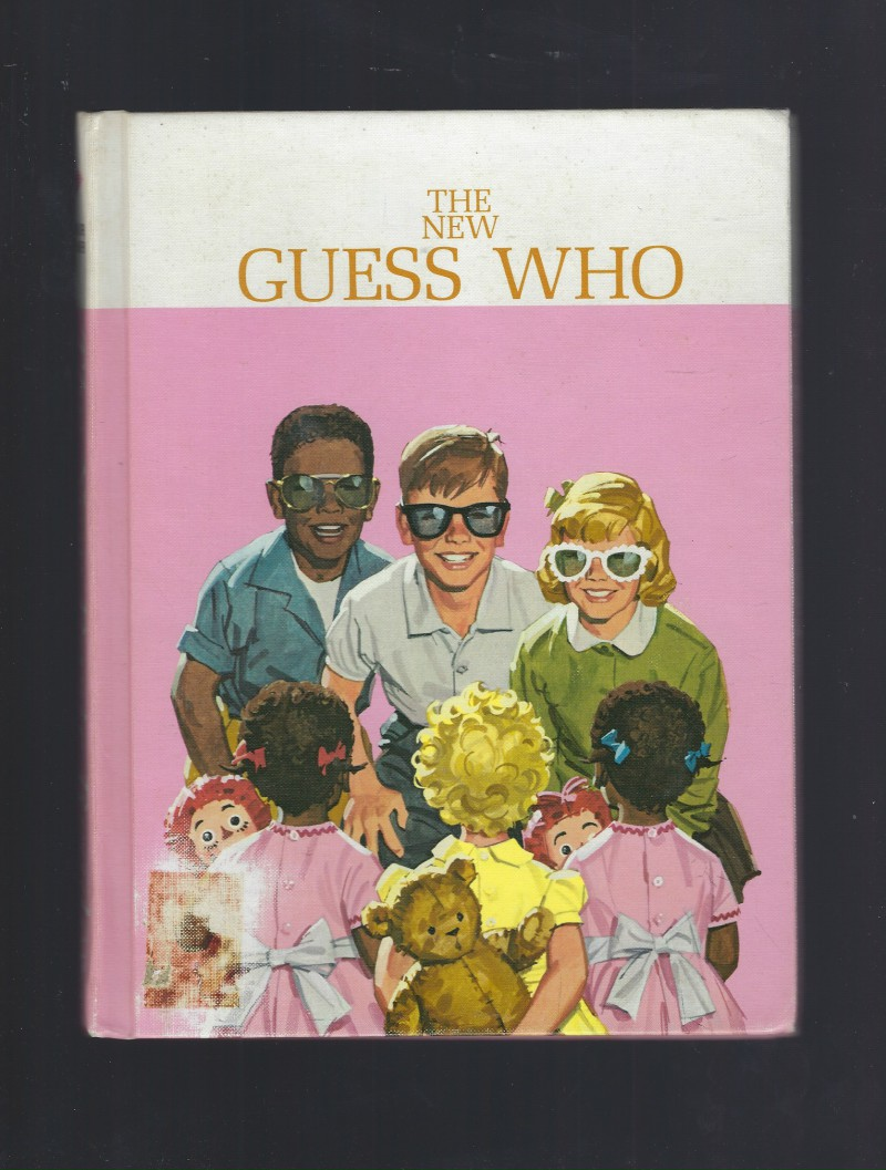 Image for The New Guess Who Ethnic Dick and Jane 1965 1st Printing