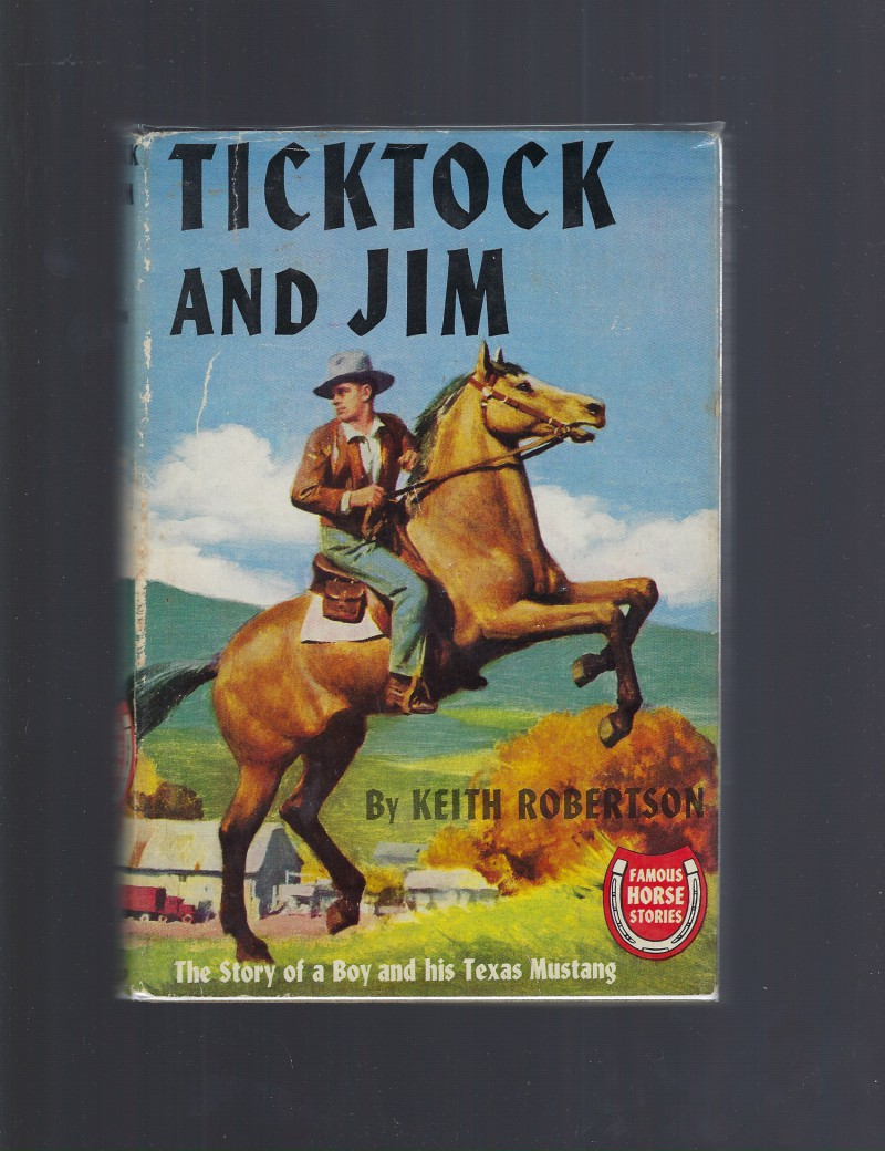 Image for Ticktock and Jim (Famous Horse Stories) HB/DJ