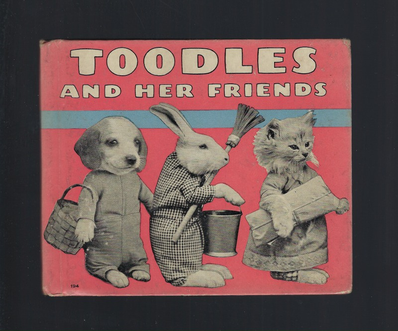Image for Toodles and Her Friends FIRST EDITION 1936 Hardback