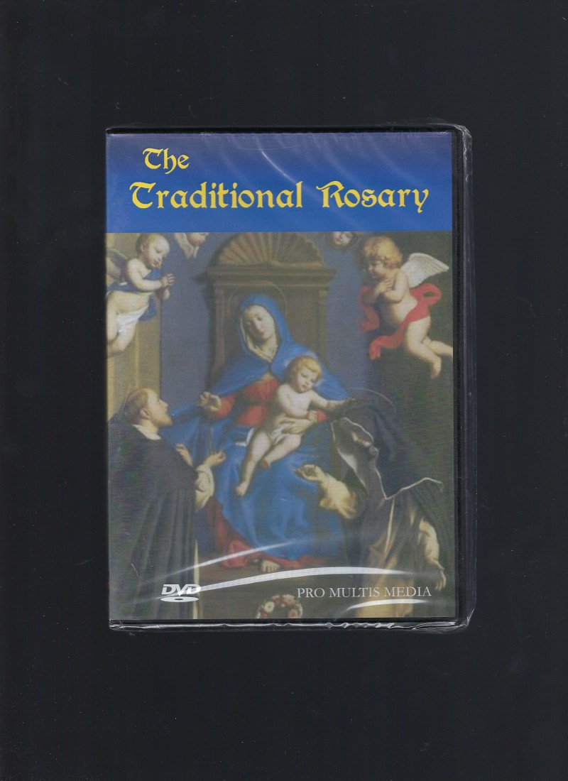 Image for The Traditional Rosary (DVD)