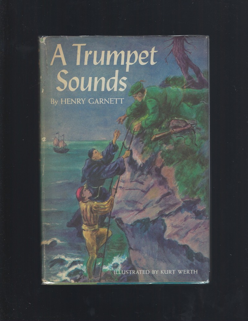 Image for A Trumpet Sounds (A Clarion Book) 1962 HB/DJ