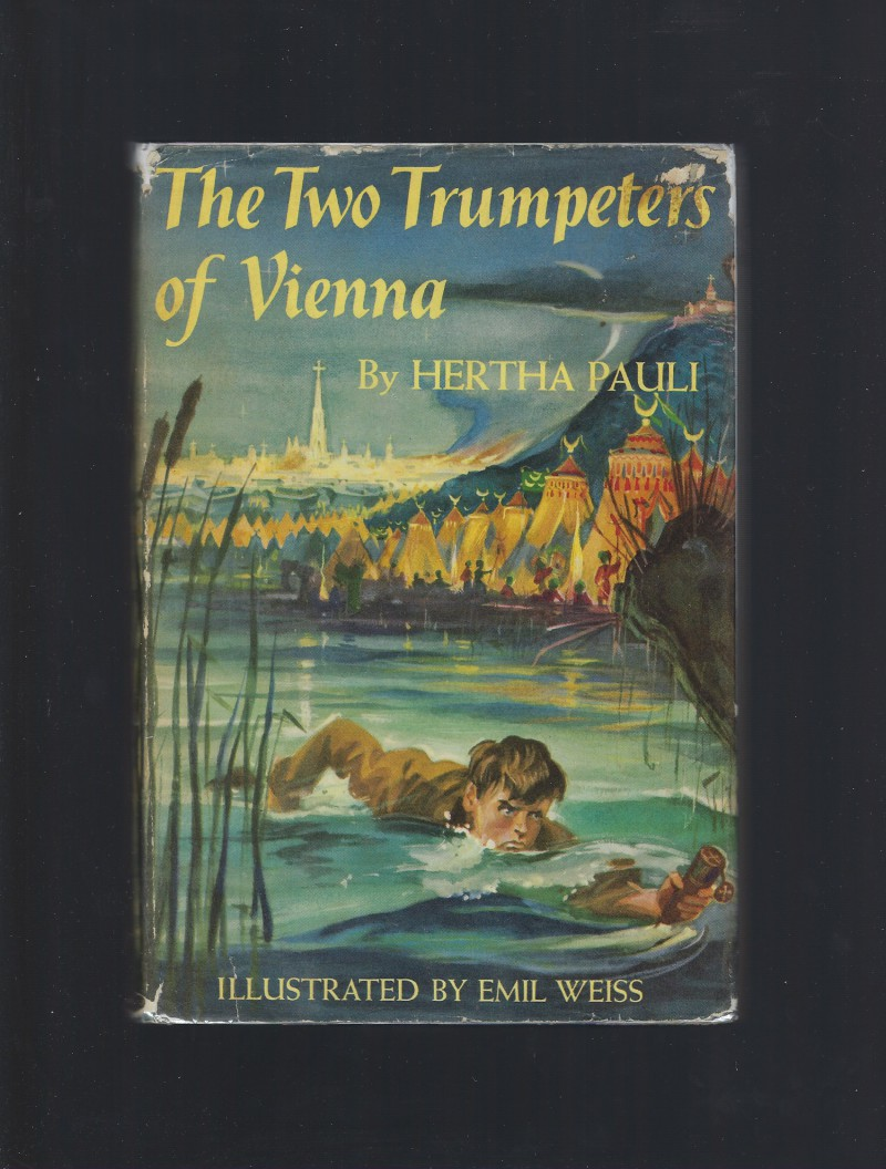 Image for The Two Trumpeters of Vienna (Clarion Books) 1961 HB/DJ