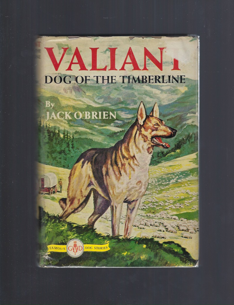 Image for Valiant Dog Of The Timberline (Famous Dog Stories) HB/DJ