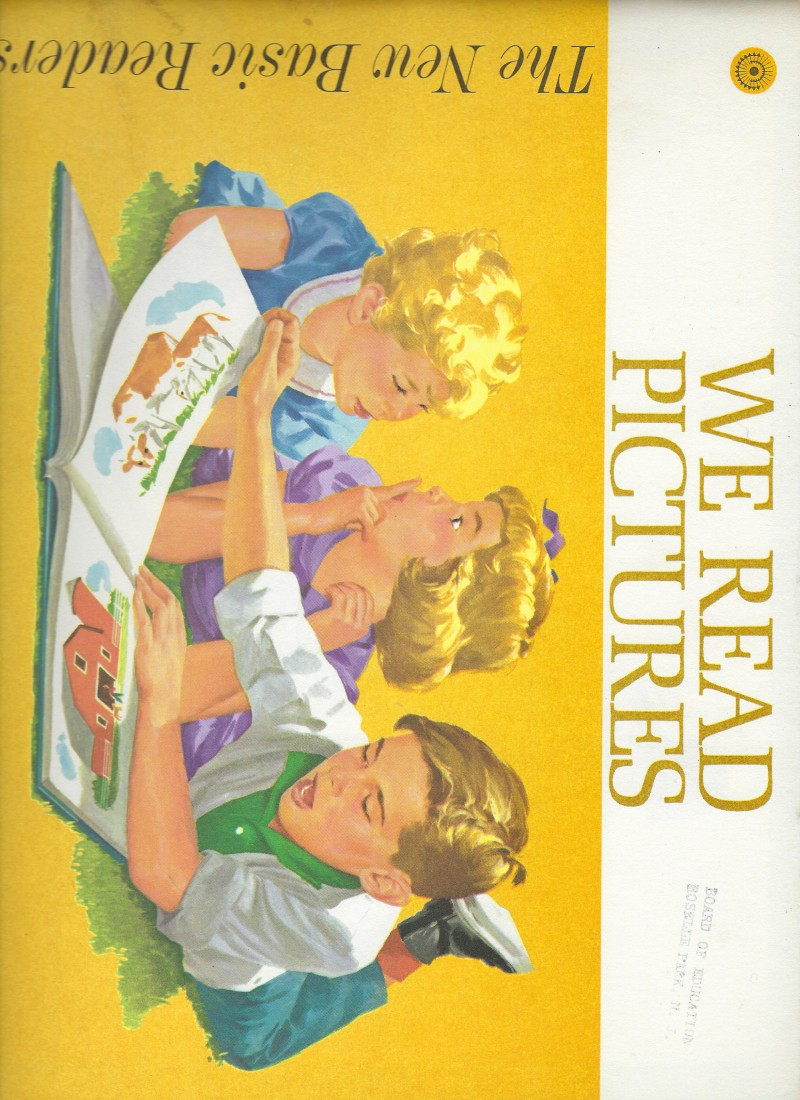 Image for We Read Pictures Dick & Jane 1962 The New Basic Readers