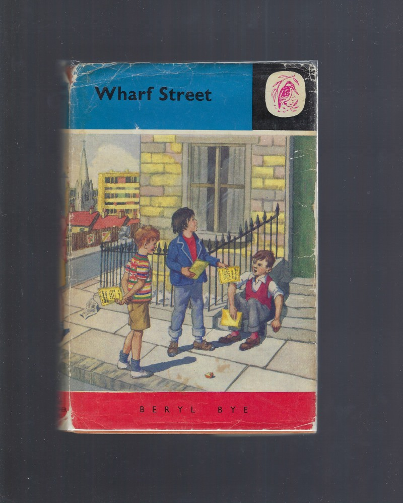 Image for Wharf Street 1962 by Beryl Bye