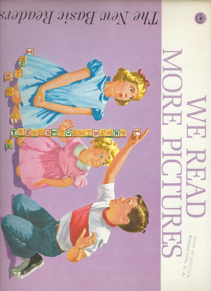 Image for We Read More Pictures Dick and Jane 1962 Pre Pre Primer